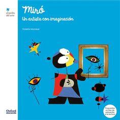 Una aproximació a l'artista i la seva obra des de la imaginació. Kandinsky, Reds Bbq, Spanish Art, Gabriel Garcia Marquez, Joan Miro, Art Plastique, Conte, Teaching Art, Special Gifts