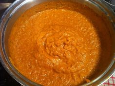 Indian curry sauce base