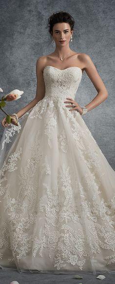 Wedding Dress Inspiration | Wedding Dresses | Pinterest | Mori lee ...