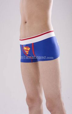 $10.50 New Sexy Cartoon Superman Men's Boxer Briefs