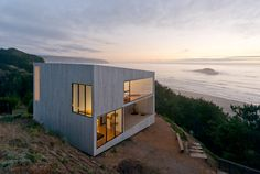 panorama arquitectos: D house in chile