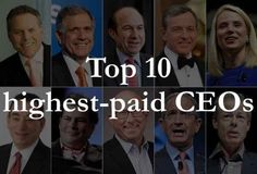 On the following pages are the 10 highest-paid CEOs for 2015, as calculated by The Associated Press and Equilar, an executive data firm.