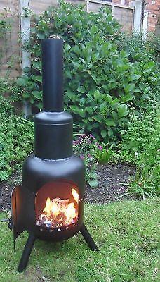 Gas Bottle Wood burner/ Log Burner / Chiminea/patio heater/ fire pit/yurt/ Wood Burning Camp Stove, Wood Burner Stove, Log Burner, Fire Pit Landscaping, Fire Pit Backyard, Gas Bottle Wood Burner, Mini Wood Stove, Fire Pit Swings, Welding Art Projects