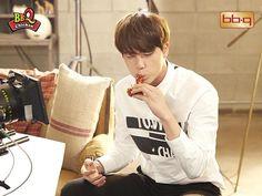 BTS - BBQ Chicken TV scene photo