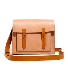 Love this. The Essex Messenger - crossbody bags - Women's BAGS - Madewell