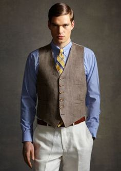 Gatsby inspired clothing from Brooks Brothers Great Gatsby Mens Fashion 05e0a094647