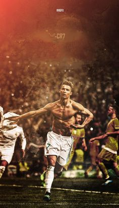 No team has scored more goals in the last 15 minutes in the Champions League this season than Real Madrid Leaving it late. Cristiano Ronaldo Cr7, Cristiano Ronaldo Wallpapers, Cristino Ronaldo, Ronaldo Football, Neymar, Real Madrid, Best Football Players, Soccer Players, Lionel Messi