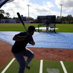 Russell Martin, Toronto Blue Jays 2015 Spring Training
