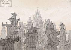 Feng Zhu Design: Advanced Entertainment - Fedja Hodzic