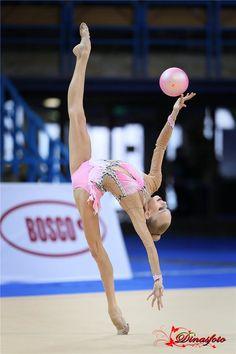 rhythmic gymnastics stretching photography - Google Search