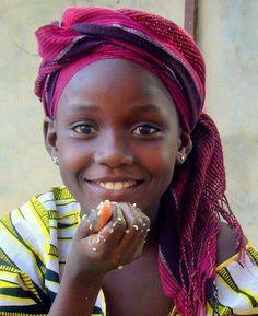 Gambia #portraits #tailoredforeducation