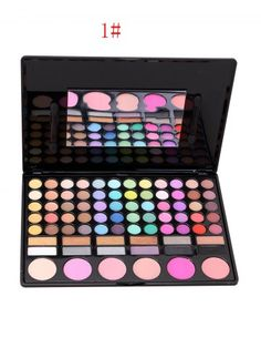 GET $50 NOW | Join RoseGal: Get YOUR $50 NOW!http://www.rosegal.com/make-up/78-colours-eyeshadow-blush-makeup-939520.html?seid=2275071rg939520