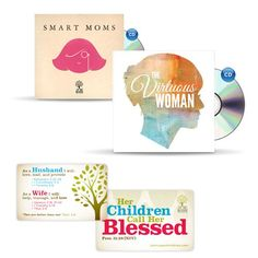 Joe McGee Ministries - The SMART MOMS Pack, $27.00 (http://www.joemcgeestore.com/for-moms/the-smart-moms-pack/)