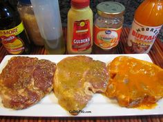 Call Me PMc: Grilled Pork Chops 3 Ways / Call Me PMc