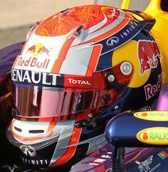 Da Costa 2013 helmet