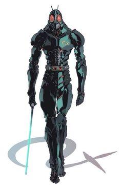 masked rider Character Concept, Character Art, Character Design, Kamen Rider, Japanese Superheroes, My Fantasy World, Robot Concept Art, Drawing Reference Poses, Human Art