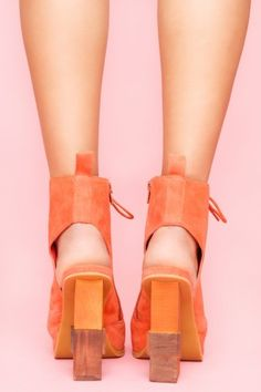 Mandarine shoes - Jeffrey Campbell