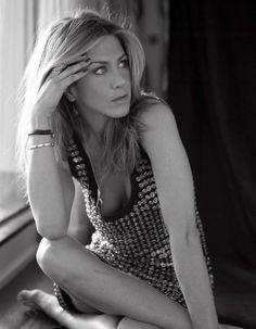 Jennifer Aniston. Such a classy lady :)