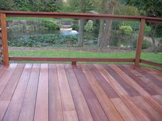 timber decking in the Kent and Sussex area Backyard Privacy, Pool Fence, Glass Railing, Deck Railings, Timber Deck, Wood Decks, Outdoor Lighting, Outdoor Decor, Interior And Exterior
