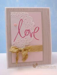 Ling's Design Studio: LOVE