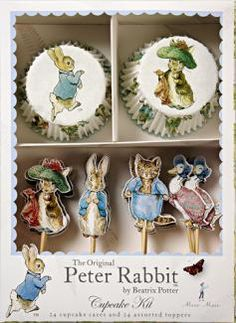 for the Peter Rabbit baby shower