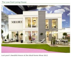 An Ideal Home Show Special Setting The Trend For Open Plan Low Cost Living In The UK