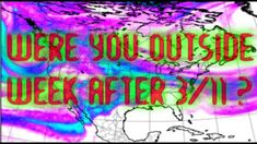 Fukushima Xenon 133 Clouds Over USA Animated Dispersal Model - Nursing Mother, Cell Membrane, Fukushima, Nuclear Power, St Patricks Day, Neon Signs, Animation, Clouds, Usa