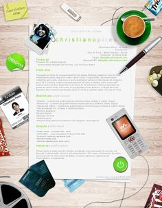 100 of the most creative resume designs