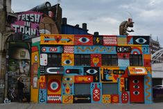 The CounterIntuitive – Discover Street Art in London with a Walk Through Shoreditch