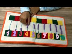 Quiet Book Leonel - YouTube