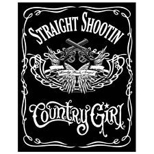 Cowgirl Stickers for Trucks | Country Girl Stickers: Decals | eBay