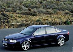 2002 Audi RS6 Sedan