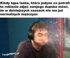 Very Funny Memes, True Memes, Wtf Funny, Funny Lyrics, Polish Memes, One Republic, Best Memes, True Stories, Haha