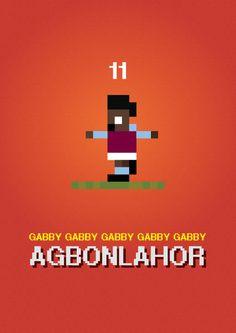 My Old Man Said - Classic! danielalcorndesign: Aston Villa...