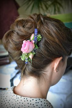 Wedding Hair styling by Fordham Hair Design Gloucestershire  ... Zoe's Hair Styling for Kingscote Barn Wedding