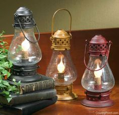 Tall Onion with Bubble Glass Lamps ~ repro of early whale lamps