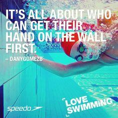 miss swimming