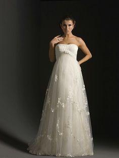 Pregnant Wedding Dress - Wedding