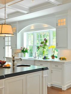 Kitchens - traditional - kitchen - boston - Jan Gleysteen Architects, Inc