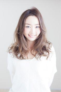 アンピアンスのヘアスタイル | ナチュラルウエーブ | 東京都・吉祥寺の美容室 | Rasysa(らしさ)