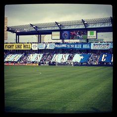 Kansas City Cauldron - Sporting KC! #warrenmal Instagram