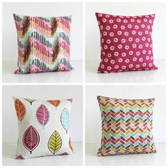 Modern Pillow Cover Accent Pillows Cushion Cover 20 by CoupleHome