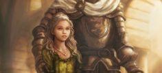 A Game of Thrones - Myrcella by TheFirstAngel.deviantart.com on @deviantART