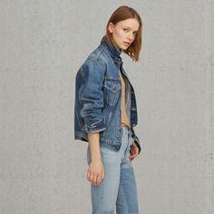 Jean Jackets for Women - Shop the Denim Trucker | Levi's®