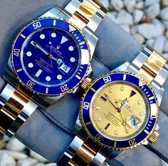 rolexaholics,mondani-rolexshow_israel - Monday 💙SUBMARINER new vs old👈🏻Ref 116613 LB👉🏻discontinued Ref Best Watches For Men, Rolex Oyster Perpetual, Rolex Daytona, Rolex Submariner, Rolex Watches, Gents Watches, Sport Watches, Luxury Branding, Omega Watch