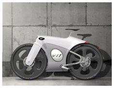 design by Bastiaan Kok BKID  bicycle porsche 911