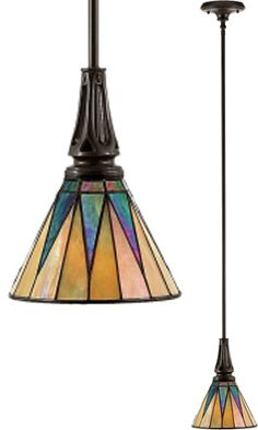 214 Best Stained Glass Lighting Images Stained Glass
