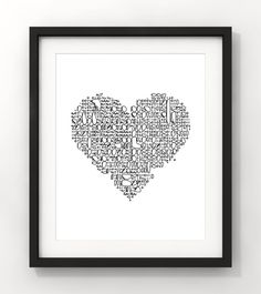 Downloadable Art Heart Abstract Art Home Decor by fileclerk Abstract Art, Heart, Unique Jewelry, Handmade Gifts, Etsy, Vintage, Home Decor, Kid Craft Gifts, Decoration Home