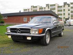 Mercedes-Benz SL 350 SLC 1973, 90000 km, kr 78000,- -