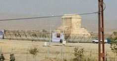 Iran Regime's Panic and Fear From the Ceremony of Cyrus the Great - National Council of Resistance of Iran (NCRI)
